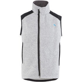 Klättermusen Skoll Vest Herr light grey